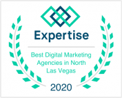 Expertise Award Badge - Best Digital Marketing Agencies in North Las Vegas 2020